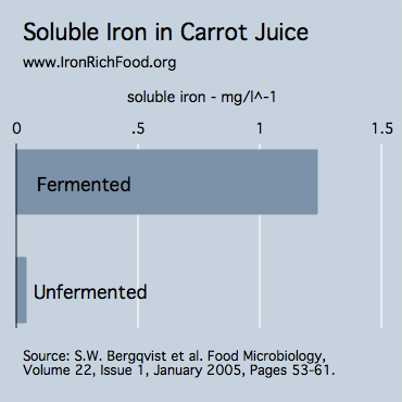 Fermentation, Iron Availability, Oxalic Acid